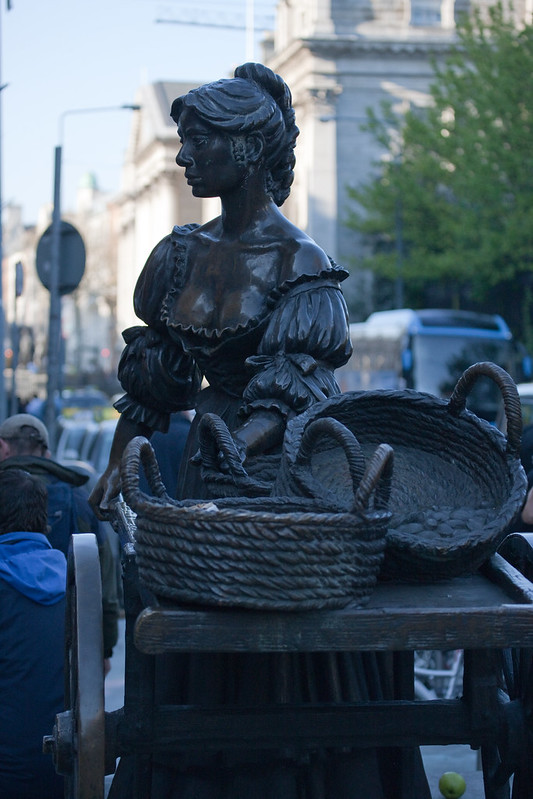 MOLLY MALONE - The Most Popular Lady In Town