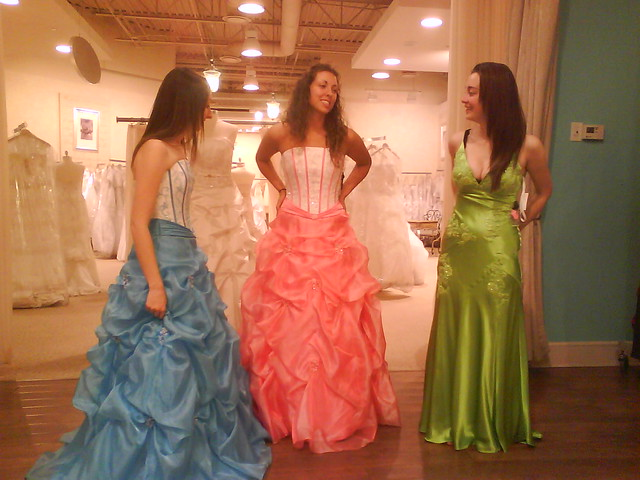 prom outfiting II