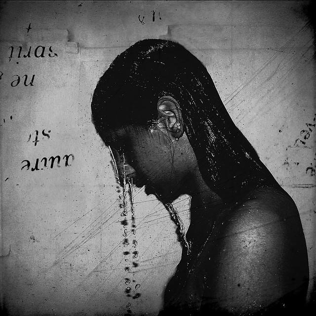 water tears
