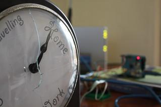 Weasley Clock   by John McK