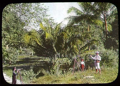 Surveyers in the jungle | by The Field Museum Library