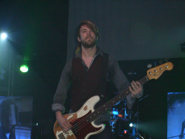 Jeremy Davis - Paramore bassist