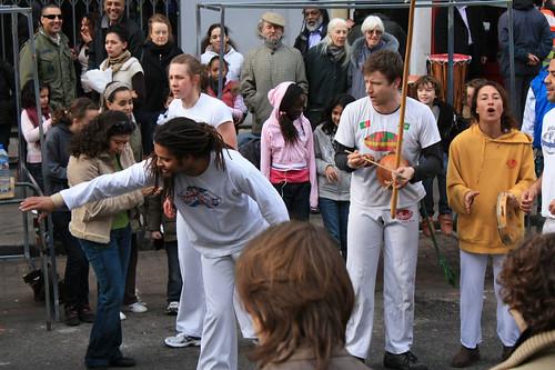 Capoeira in London, at Golborne Road Festival, Brazilian | by j_silla