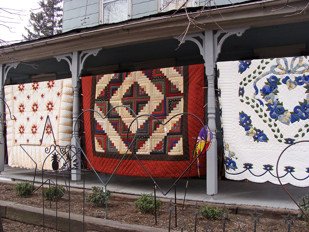 Amish Quilts for Sale | Ann Garell Davis | Flickr