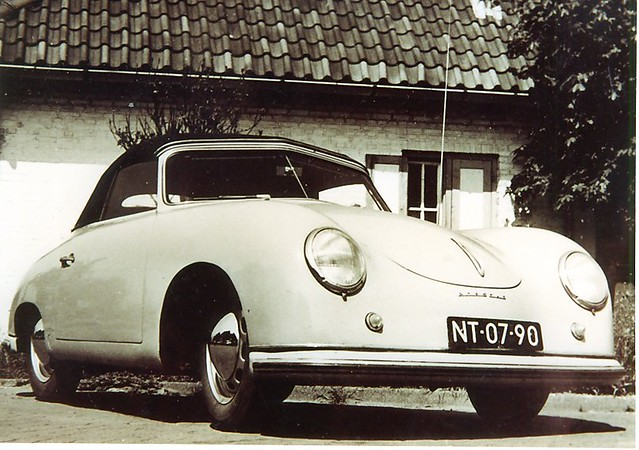 Porsche 356 1500 Cabriolet