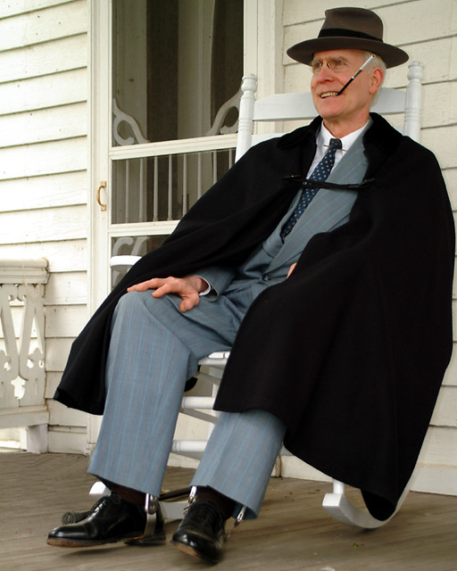 FDR Rocker leg braces | FDR Reenactor at WW2 Reenacting even… | Flickr
