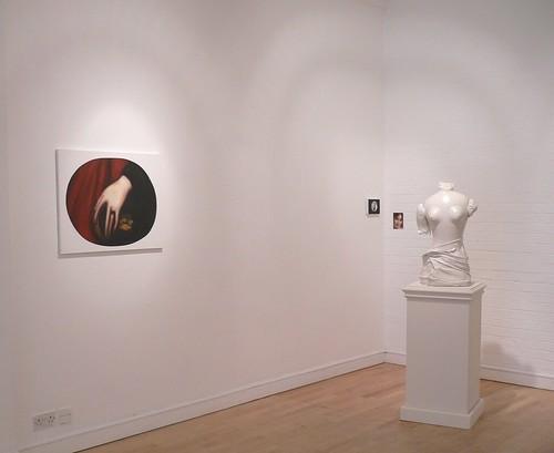 Hand in Hand We Walk Alone, 2005 | Clapham Art Gallery, London