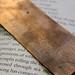 Quilter's Bookmark