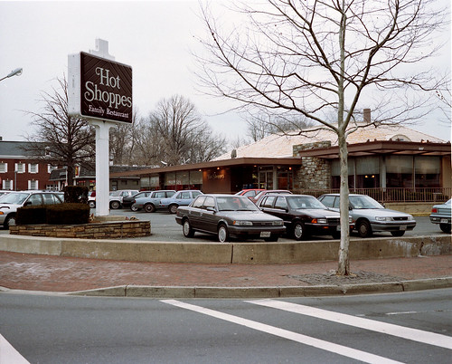 Bethesda Restaurant series,  Hot Shoppes, 1995 | by madjer33
