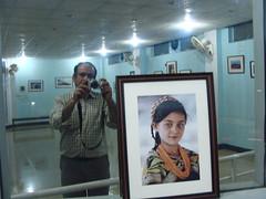 "Kalash girl in Burewala Photo Exhibition -- ""Other Pakistan"" by Dr. Shahid-Burewala Trekkerz (What Next)"