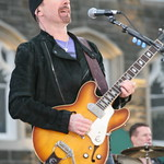 Fri, 06/03/2009 - 9:59am - King o' Riffs. WFUV Photo