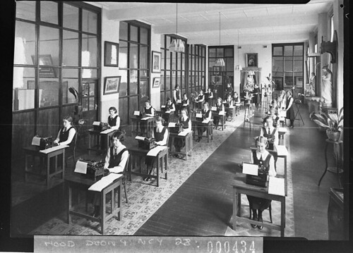 St Mary's commercial college, 1937 / Sam Hood | by State Library of New South Wales collection