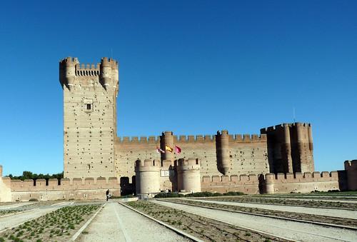 Castillo de la Mota (Medina del Campo, Valladolid) | by aypexa