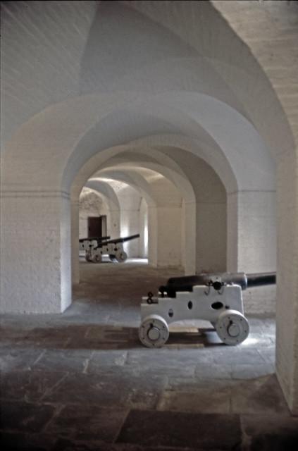 Fort Brockhurst Hampshire  England