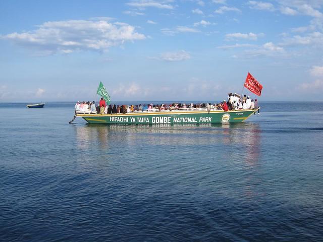 TANAPA Boat