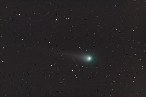 Comet C/2007 N3 LULIN, 25/02/09