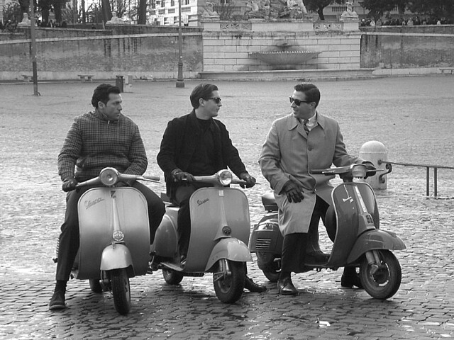 Roma come ieri - Back to the 50's