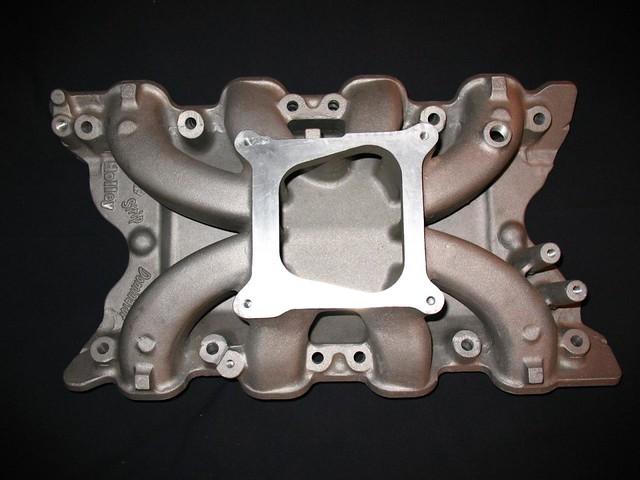 NOS 351C Holley Strip Dominator Intake Manifold | mrbinfv | Flickr