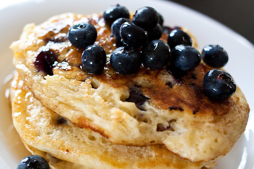 Blueberry Pancakes | by KeriFlur