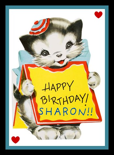 Image result for happy birthday sharon