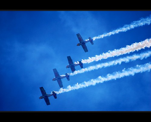 FLYING BULLS AEROBIC TEAM 14 | by aviatickapout
