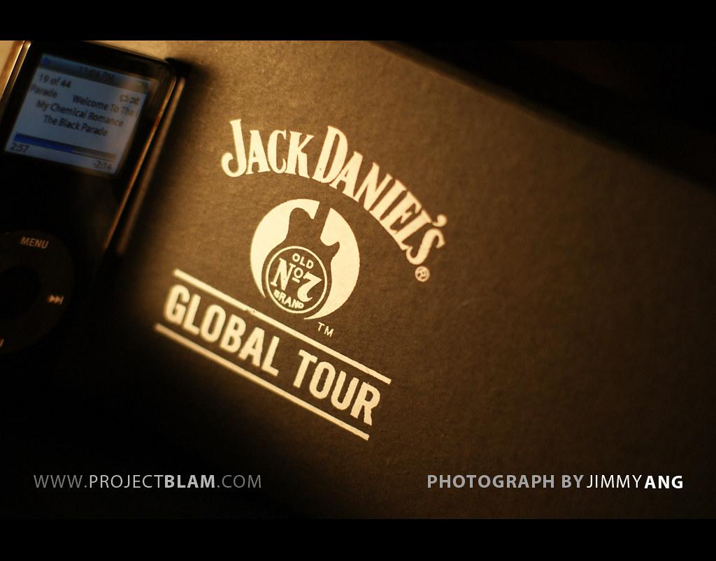 Day Seventy Nine - Mr Jack Daniels by jimmy ang