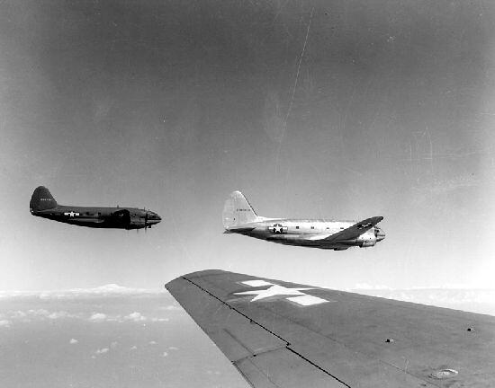Curtiss : C-46 : Commando
