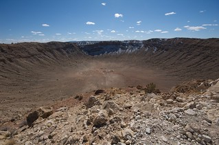 Meteor crater | by Dano