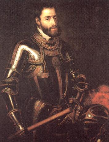 Charles V, Holy Roman Emperor,...