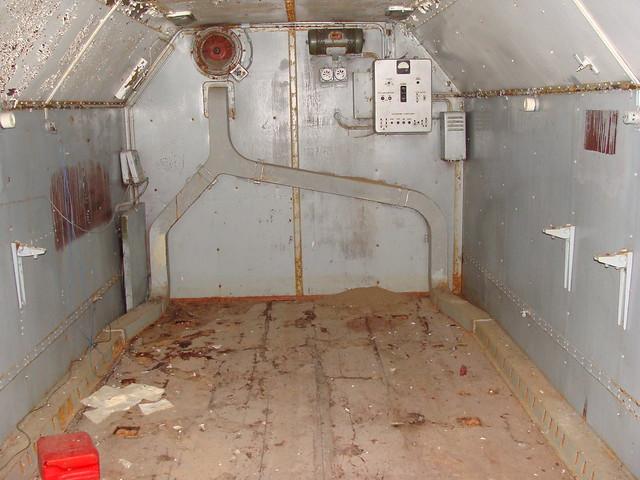 Lychen II, Missile Base, Small Tech Bunker