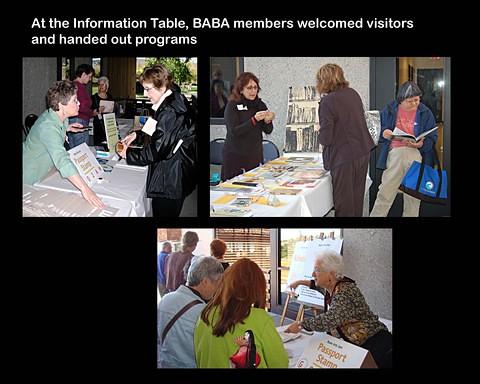 Book Arts Jam 2007 - Information Table - slide 4
