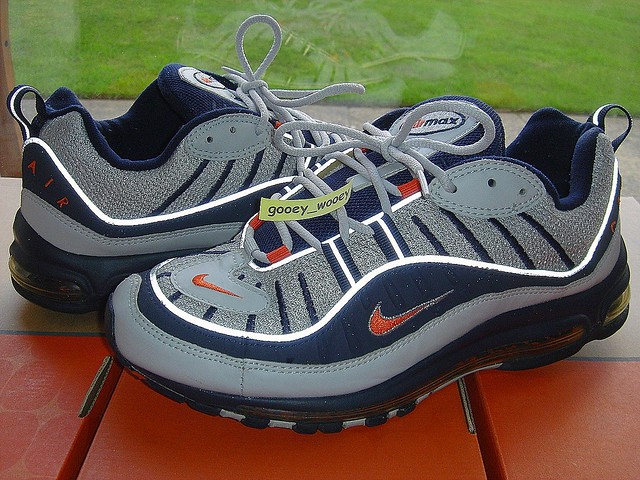 separation shoes 470e4 a9be3 Nike Air Max '98 JD Sports Exclusive Colourway from '01 ...