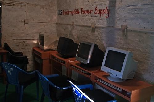 Computer room at Shreeshitalacom Lower Secondary School | by World Bank Photo Collection