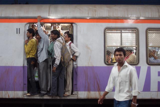 Bahn in Mumbai