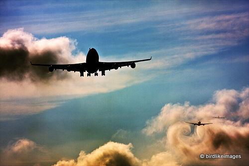 Wake turbulence - final approach