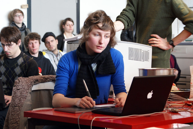 Open-course/Open-source 2009 : Ludivine Loiseau