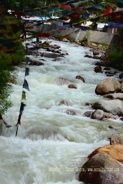 Asistance River to Bhagirathi - Harsil