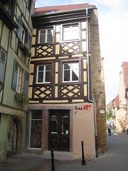Entrée de la Galerie - façade est | by galerierempart