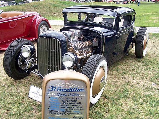 1931 Fordillac