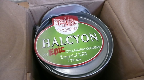 Thornbridge Epic halcyon | by epicbeer