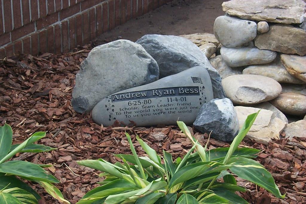 Bess stone | UCF Burnett Honors College Meditation Garden | Burnett