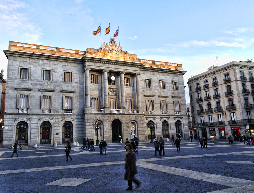 Ayuntamientos de Barcelona