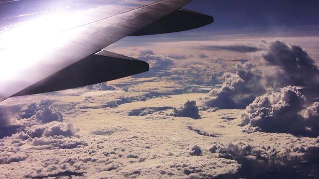 Grenzenlos - über den Wolken ...