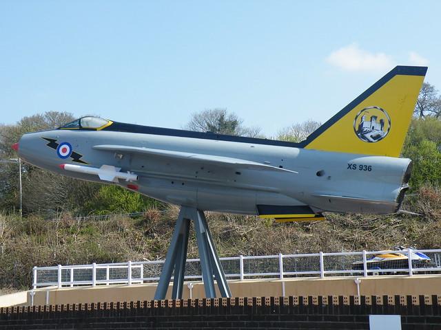 XS936 - Electric Lightning - Castle Air Charters Ltd