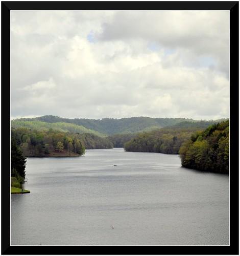 panorama lake 50mm view scenic kitlens wv westvirginia 1855mm nikkor f3556 lakestephens