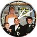 Kim and Josh Wedding Clock