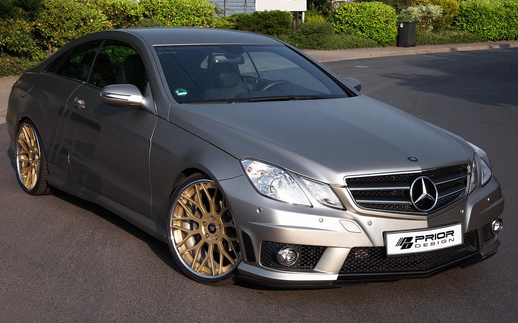 Mercedes Benz E Coupe W207 E Class Body Kit | Flickr