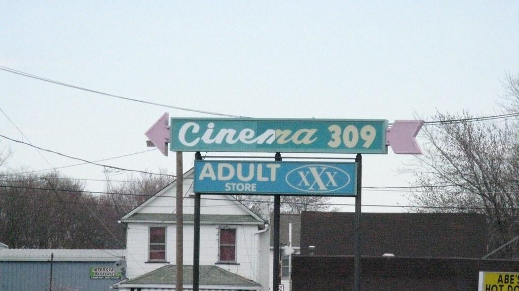 Cinema 309   Cinema 309. The