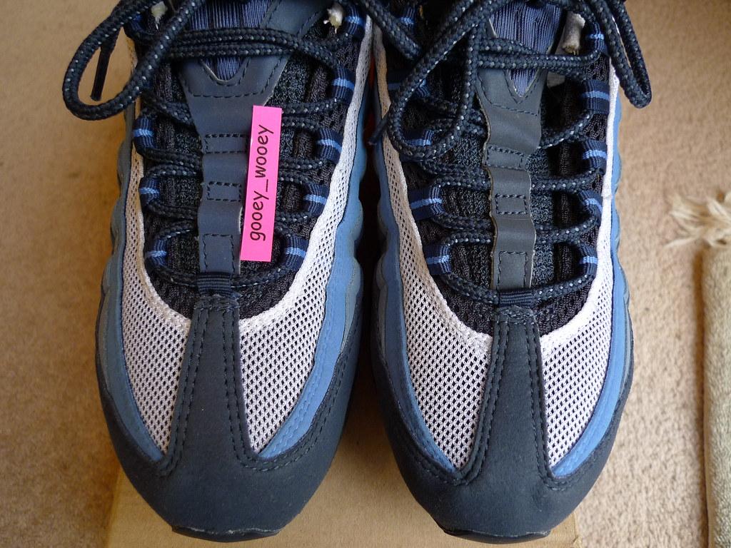 Nike Wmns Air Max '95 Jewel Swoosh 'Obsidian Unv Blue M