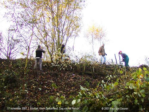 Mortsel, Klein Zwitserland, Dag van de Natuur 2007